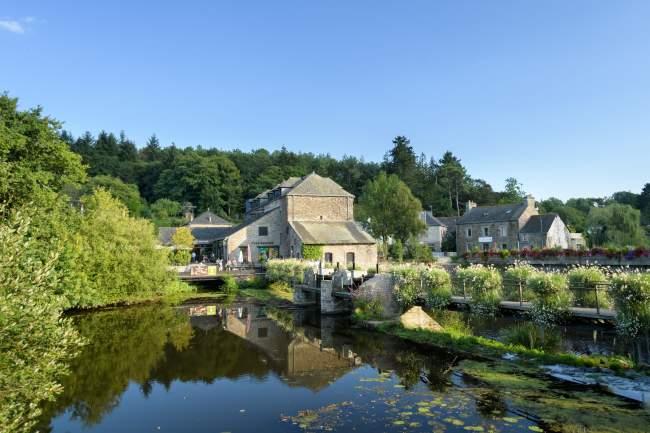 JardinRives Nature Cottages et Camping en Bretagne