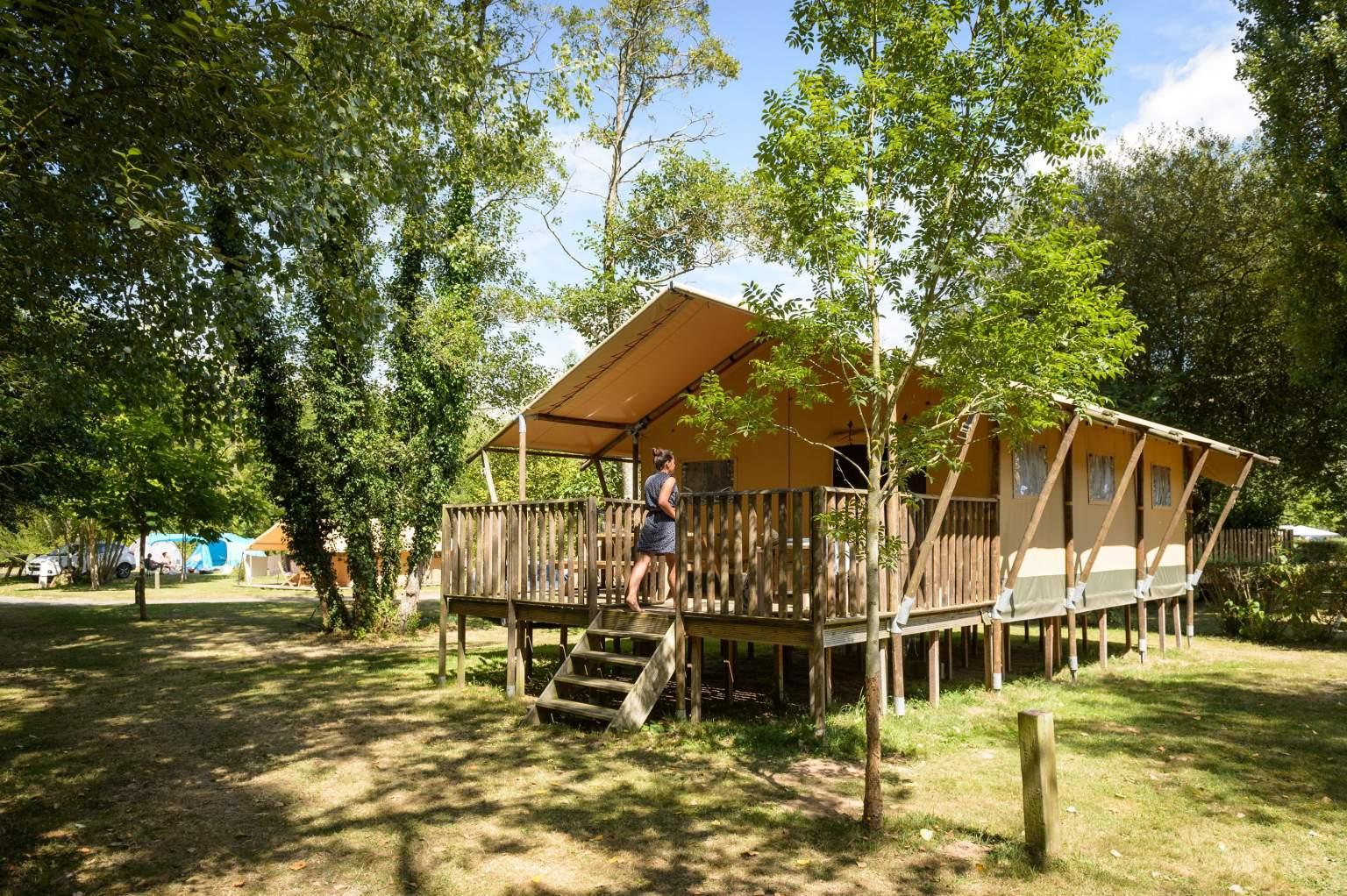TenteRives Nature Cottages et Camping en Bretagne